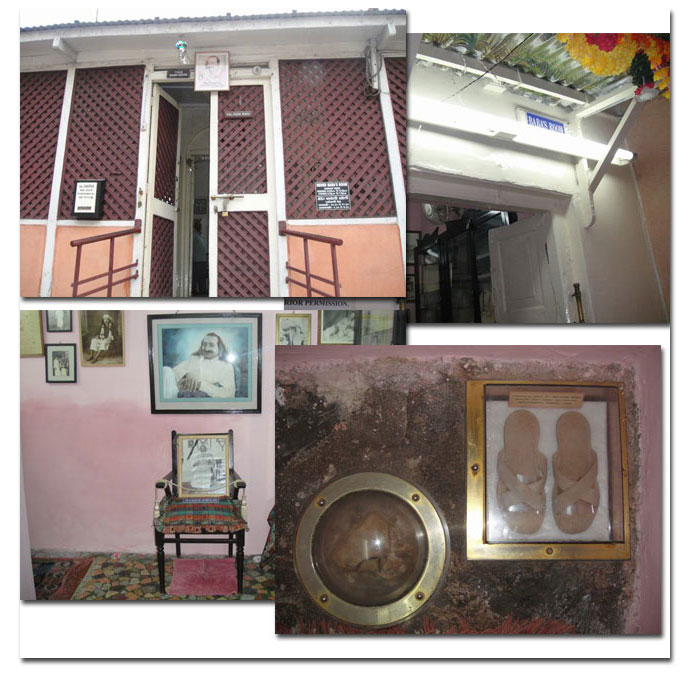 Meher BABA house PUNE