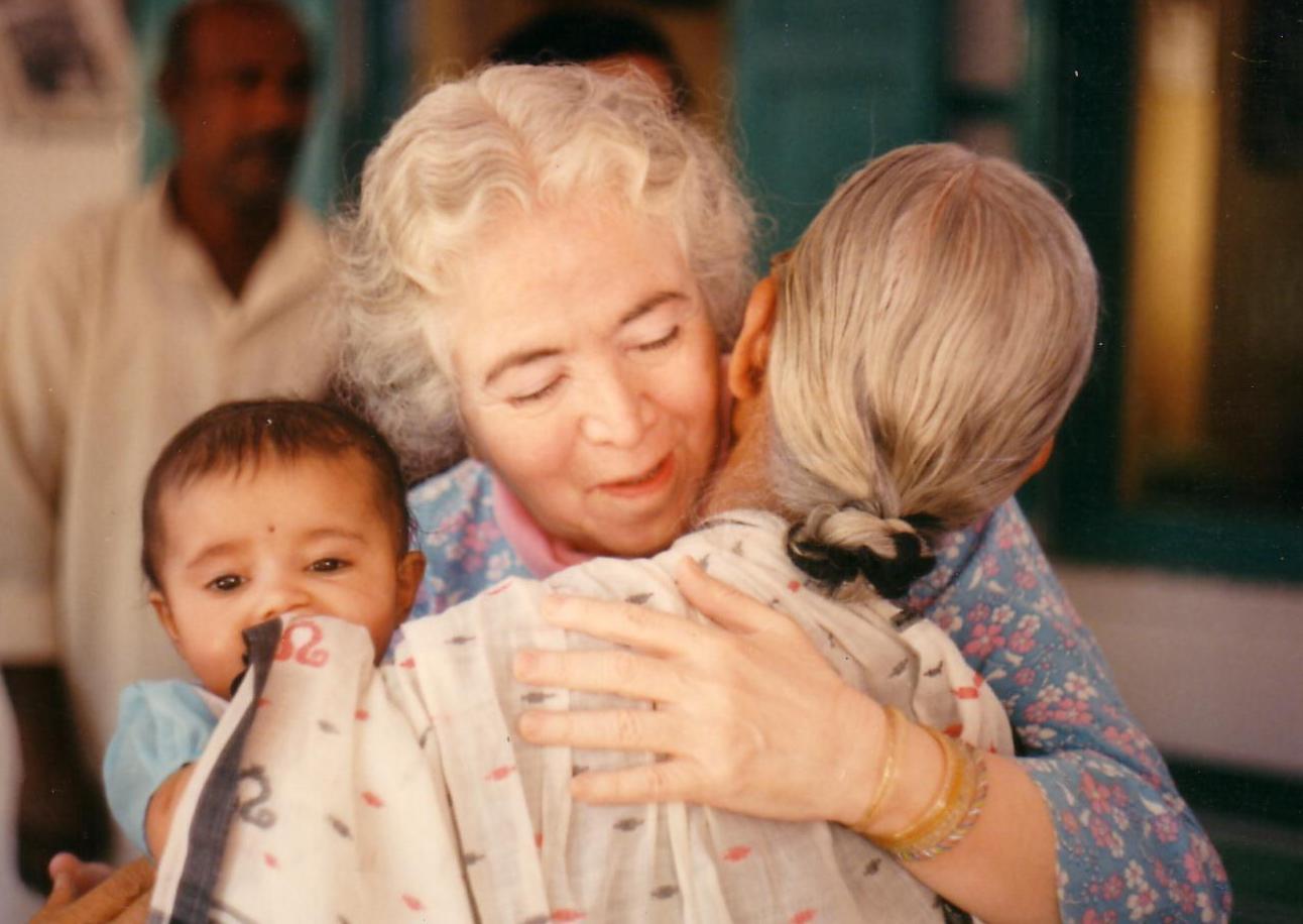 Baby Amrita Mani Sulbha Kale