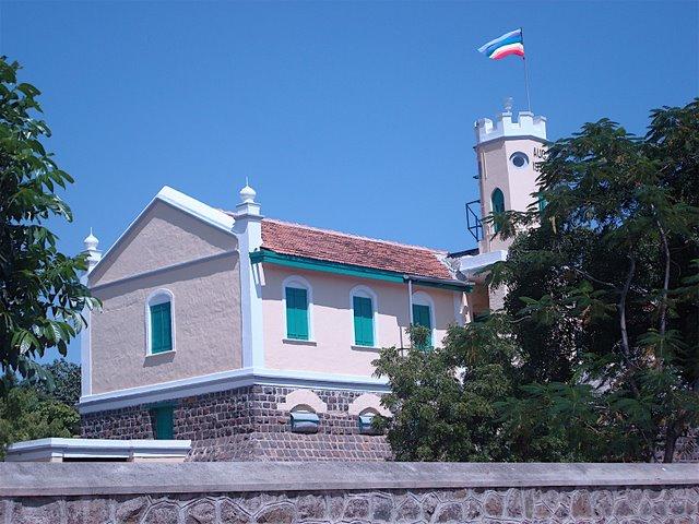 Museum at Meherabad
