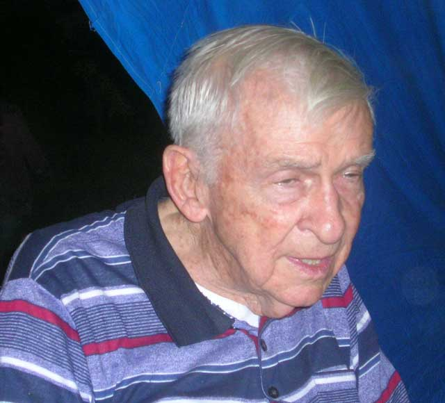 Don Stevens (Meherabad 2009)